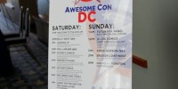 Welcome to Awesome Con DC
